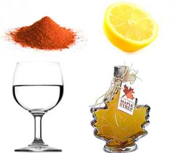 diet-with-maple-syrup-lemon-and-cayenne-pepper