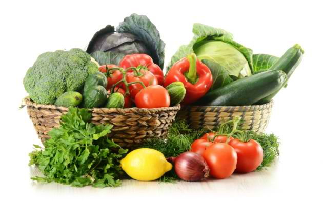 vegetarian diet takes down 10kg per 2 weeks